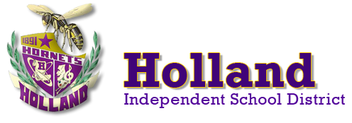 Holland ISD Logo